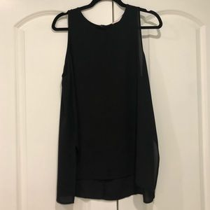 Black Lush blouse